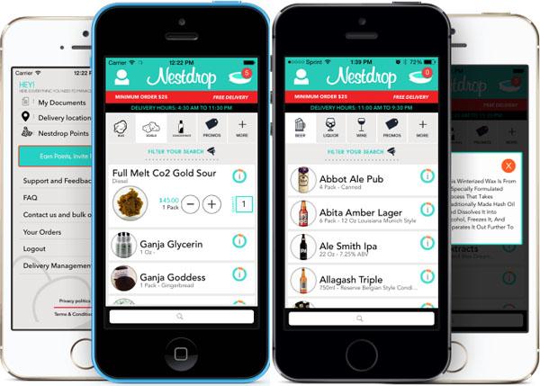 nestdrop-maria-app