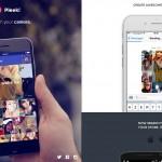 Pleek, cuando el selfie es el mensaje