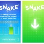 Granary Squirt o cómo jugar a la serpiente en una fuente de Londres