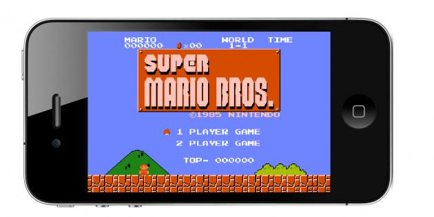 Los juegos de Nintendo darán el salto a los dispositivos móviles