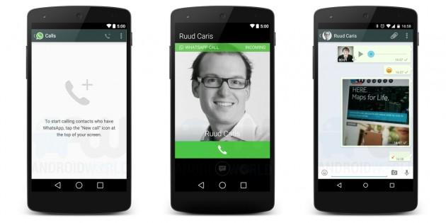 Cómo activar el servicio de llamadas en WhatsApp