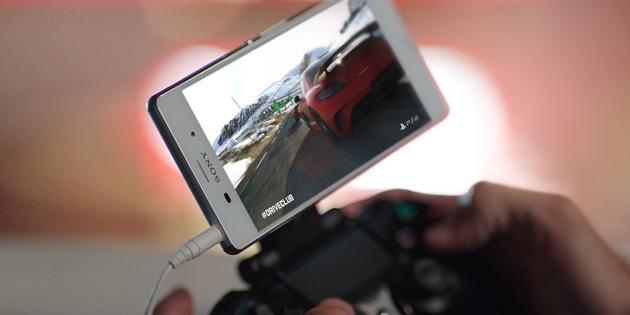 Sony Xperia Z3, un smartphone para jugar a PS4