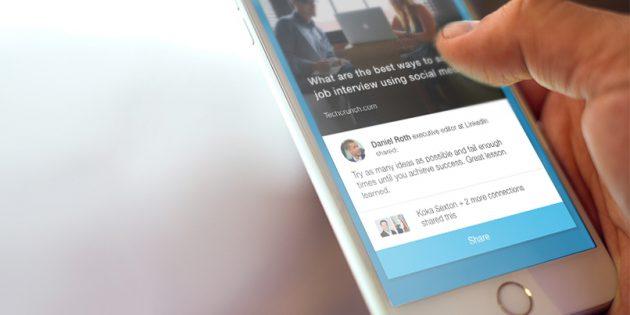 Linkedin presenta Elevate, su app para convertir a los empleados en curators
