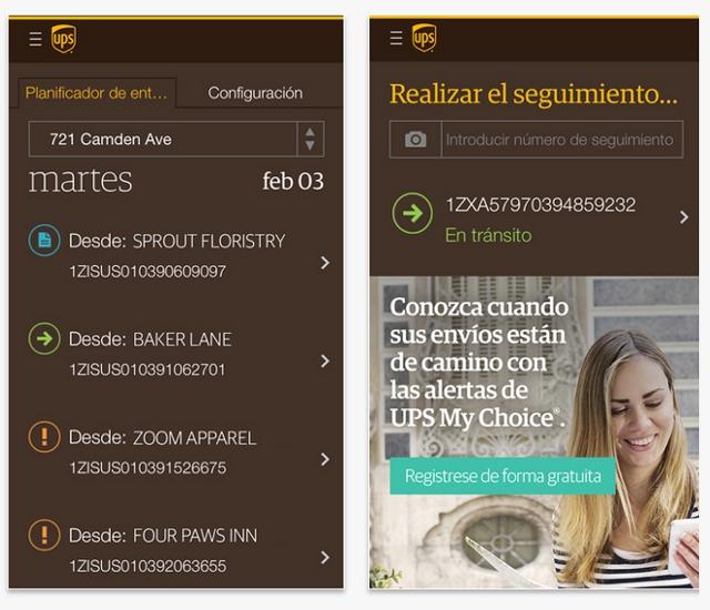 UPS-app-ios