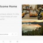 Airbnb se hospeda en tu tablet