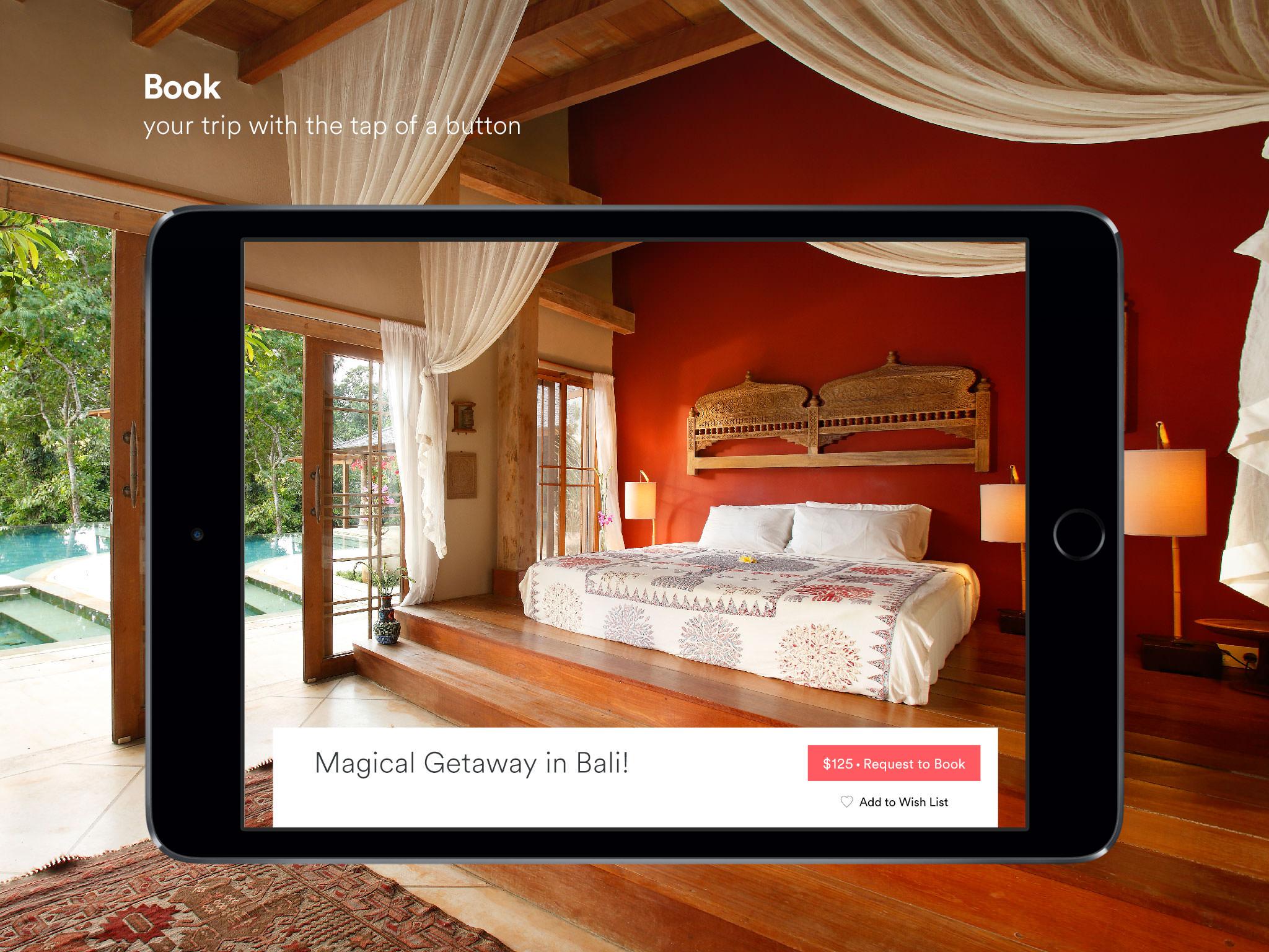 Que Ofrecen Los Anuncios Airbnb Ipad