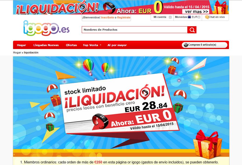 igogo-liquidacion