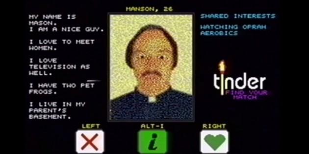 Vídeo: Así sería Tinder si se hubiera inventado en los 80
