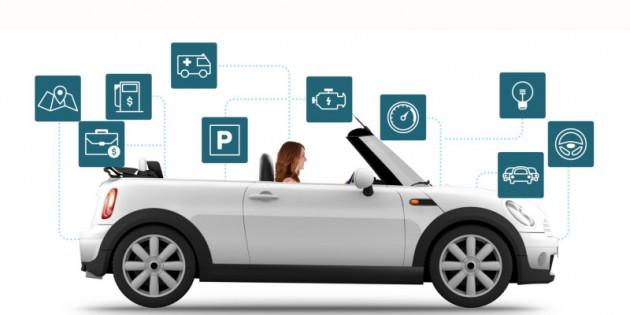 Automatic App Gallery, una tienda de aplicaciones sobre ruedas