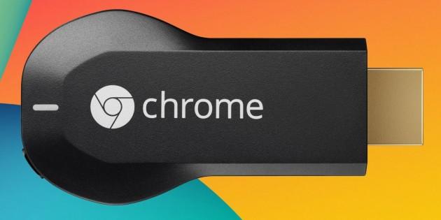 Chromecast convierte tu televisor en una smart tv