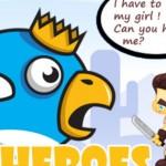 Fly Heroes, un juego de aventuras inspirado en los 90