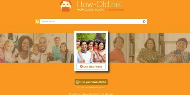 How Old, la app de Microsoft que te dice si eres viejoven