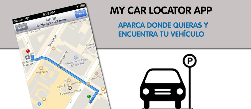 my-car-locator