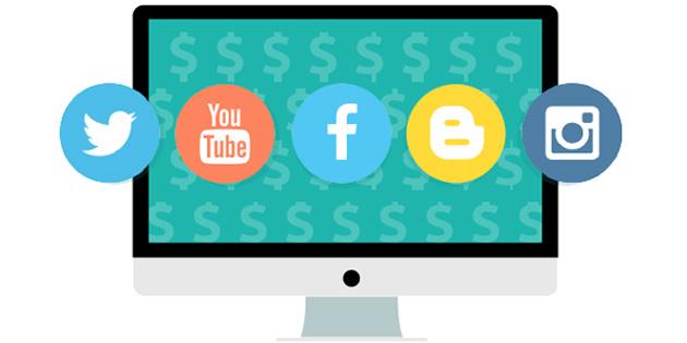 Gana dinero por usar las redes sociales con socialpubli.com