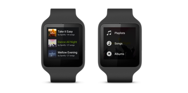 spostify-android-wear