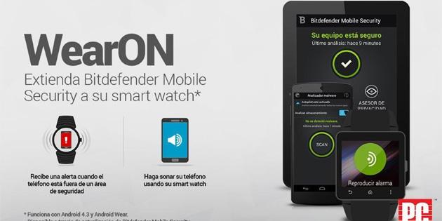 Bitdefender actualiza su antivirus para dispositivos Android