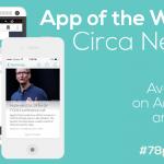 Adiós a la app de Circa