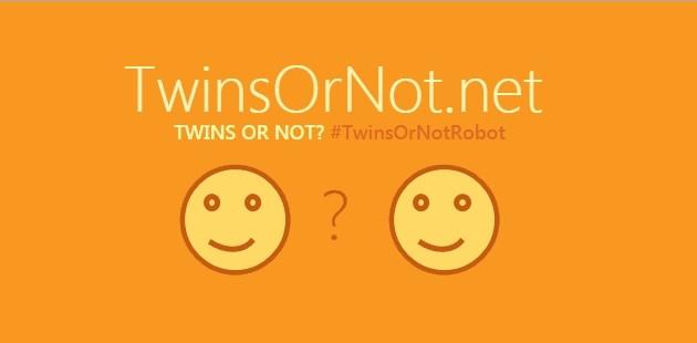 Microsoft te ayuda a encontrar tu gemelo con TwinsOrNot