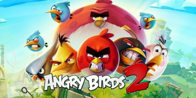 Angry Birds 2 ya está disponible