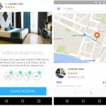 Booking Now permite organizar viajes improvisados