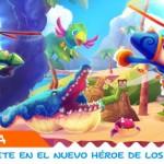 Tras cinco años, Sega lanza Heroki para iPhone e iPad