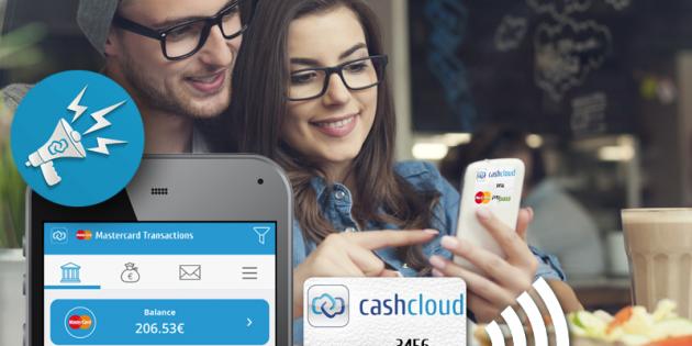 El futuro ya está aquí: cashcloud permite pagar todo con tu smartphone