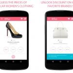 Priti permite obtener descuentos en prendas si se acierta su precio justo