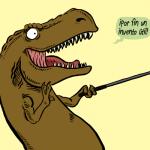 t-rex-selfies