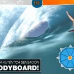The Journey, el juego más completo de bodyboard