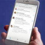 Linkedin lanza Lookup, una app para conectar con los compañeros de trabajo