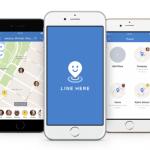 Line lanza una app para decir dónde estás