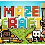 Crea tus laberintos con Mazecraft