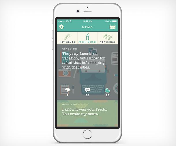 memo-app