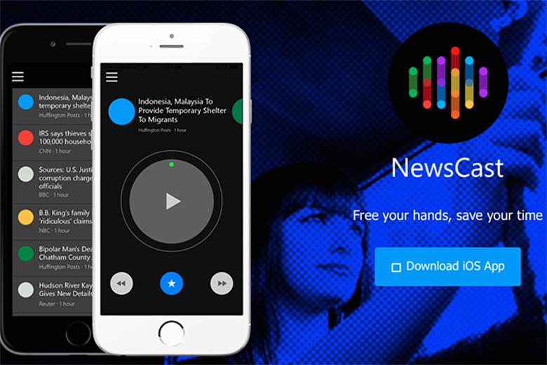 microsoft-newscast-app