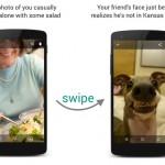 Ninja Snap aleja las miradas aviesas de tu galería de imágenes