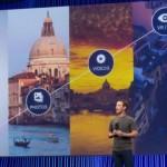 Facebook prepara una app de realidad virtual para smartphones