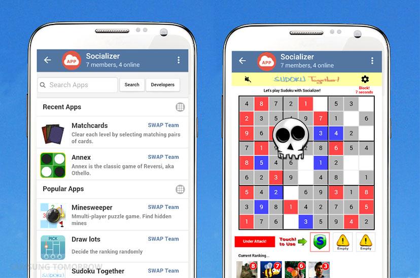 socializer-messenger-juegos