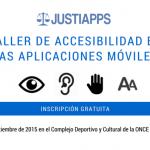 Ilunion imparte un taller sobre accesibilidad de aplicaciones móviles