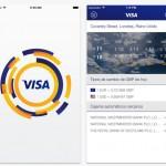Visa lanza una aplicación para viajeros
