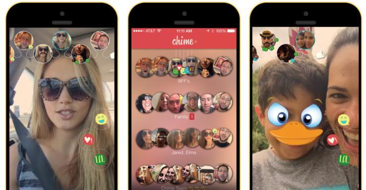 chime-app-videomensajes