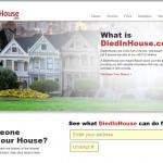 DiedInHouse, una webapp para saber quién murió en tu casa