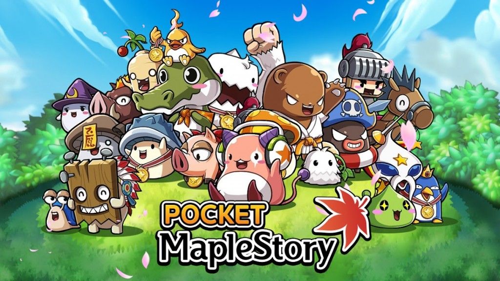 pocket-mapplestory-app