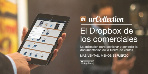 urCollection, el Dropbox de los comerciales