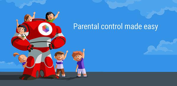 Hexlock-control-parental