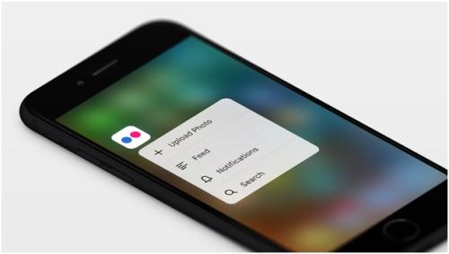 flicr-ios9-app