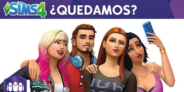 Nuevos sitios, fiestas y personajes en Los Sims 4 ¿Quedamos?