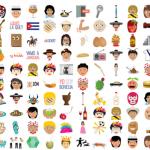 Latino Emoji, la app para chatear con iconos latinos