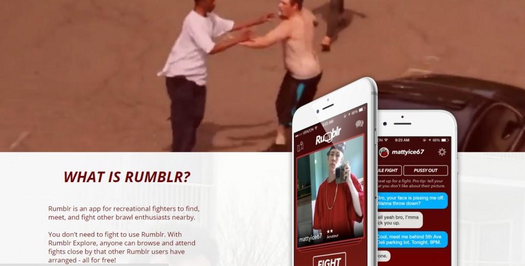 rumblr-app