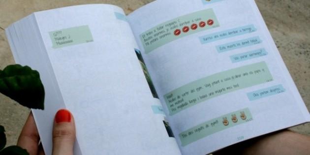 TheChatbook, un álbum con tus conversaciones de WhatsApp más inolvidables