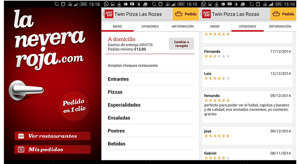 laneveraroja-app